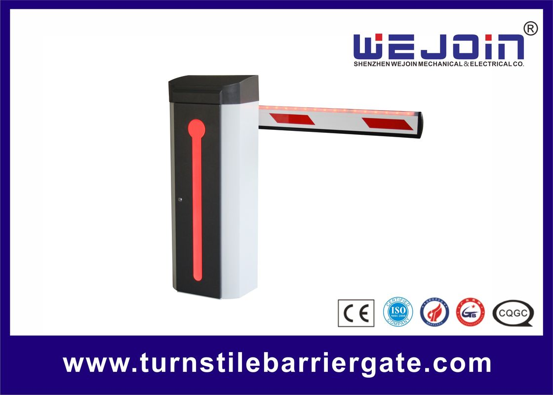 LED Boom Barrier with LED Housing for Toll Station and Car Parking System المزود