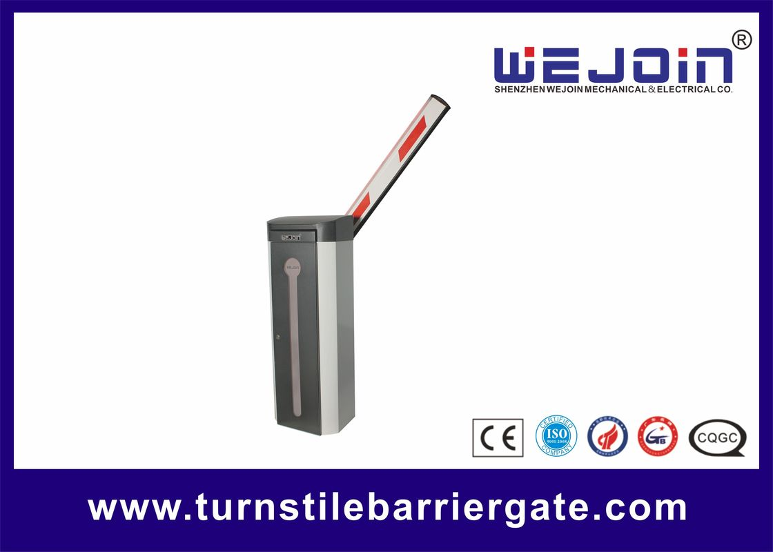 LED Parking Barrier Gate with LED Boom and Remote Controller For Parking System المزود